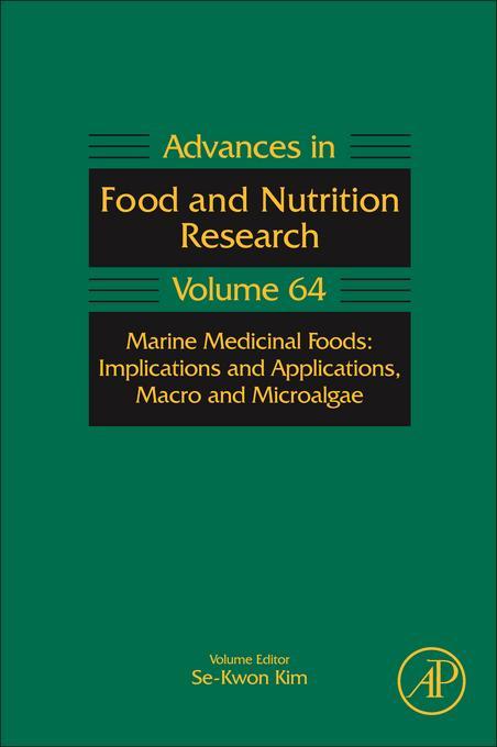 Marine Medicinal Foods: Implications and Applications, Macro and Microalgae EB2370004396460