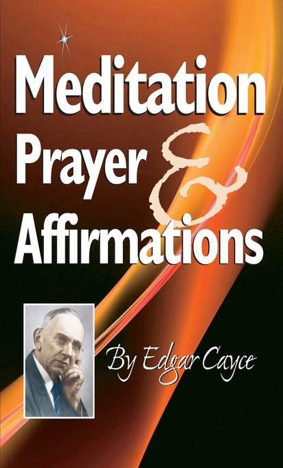 Meditation, Prayer & Affirmation EB2370004385556