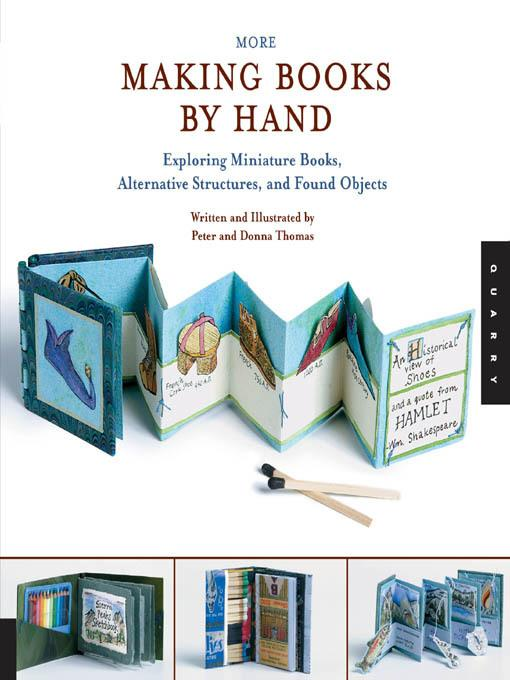 More Making Books By Hand EB2370003272666