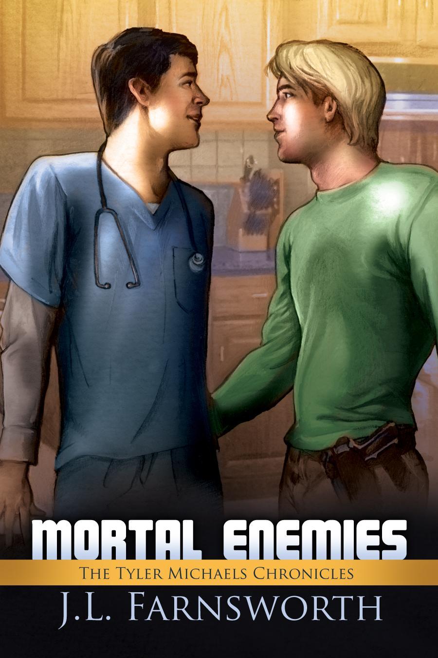 Mortal Enemies EB2370002779265