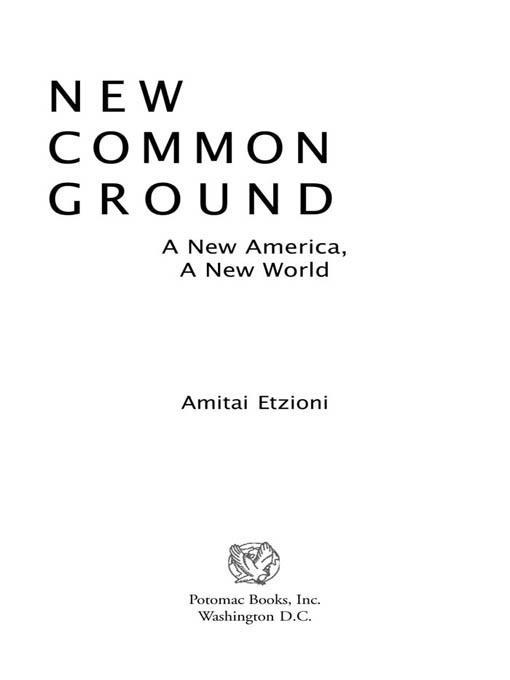 New Common Ground EB2370004232799