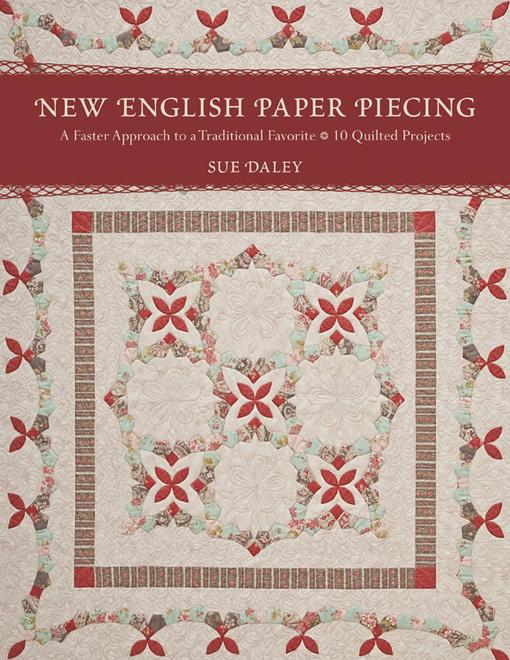 New English Paper Piecing: A Faster Approach to a Traditional Favorite EB2370004375359