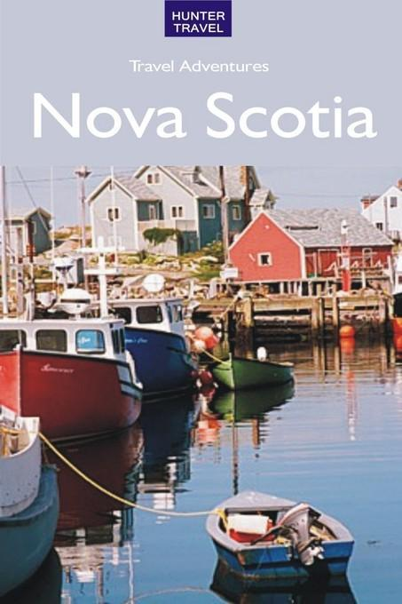 Nova Scotia  Adventure Guide EB2370004281438