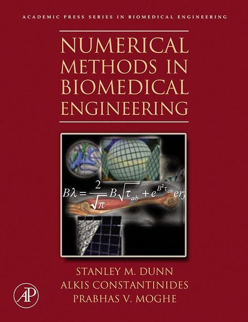 Numerical Methods in Biomedical Engineering EB2370004400273