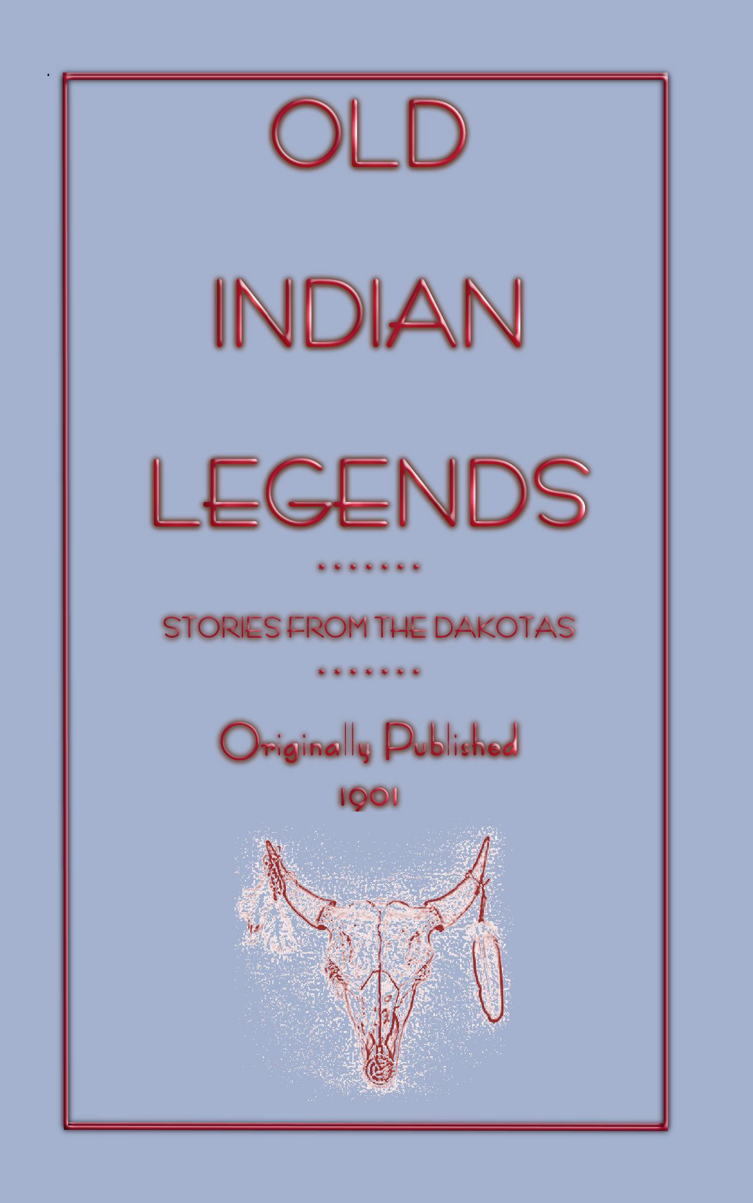 Old Indian Legends EB2370003050547