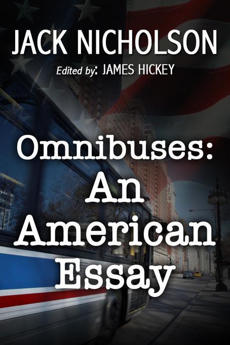 Omnibuses: An American Essay EB2370004342993
