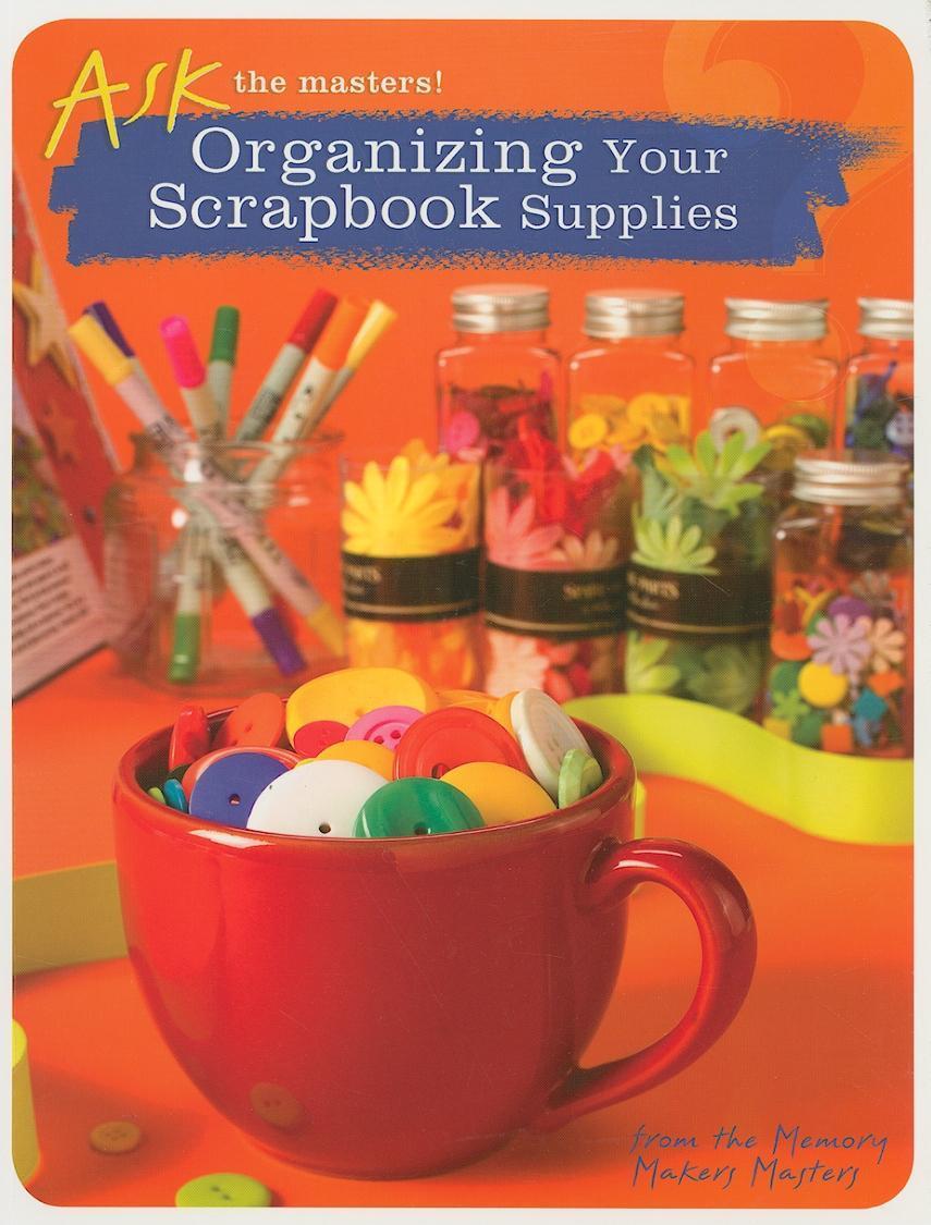 Organizing Your Scrapbook Supplies EB2370003854343