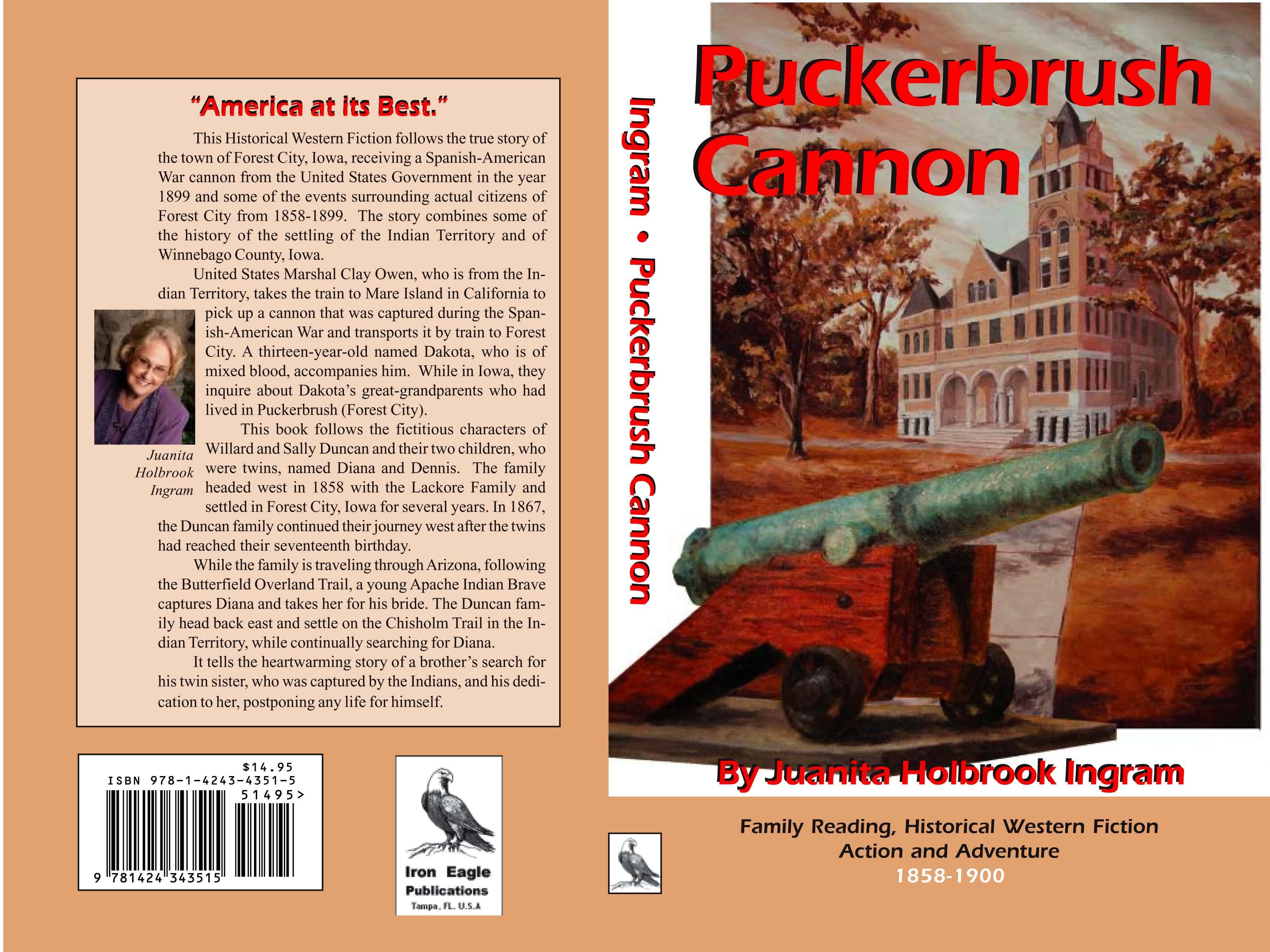 PUCKERBRUSH CANNON EB2370002981309