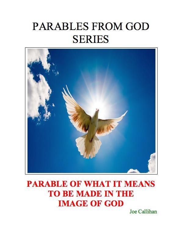 Parables From God Series: Parable of What It Means to Be Made In The Image of God EB2370003889116