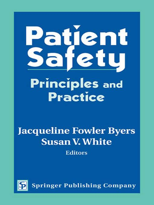Patient Safety EB2370004267043