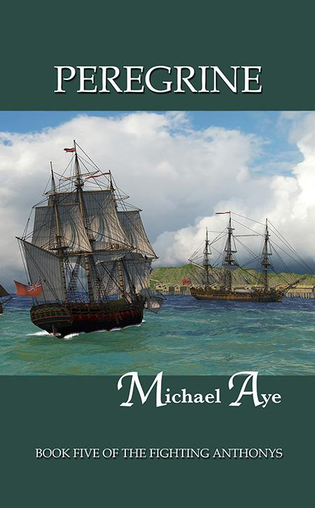 Peregrine: Book Five of the Fighting Anthonys EB2370004317175
