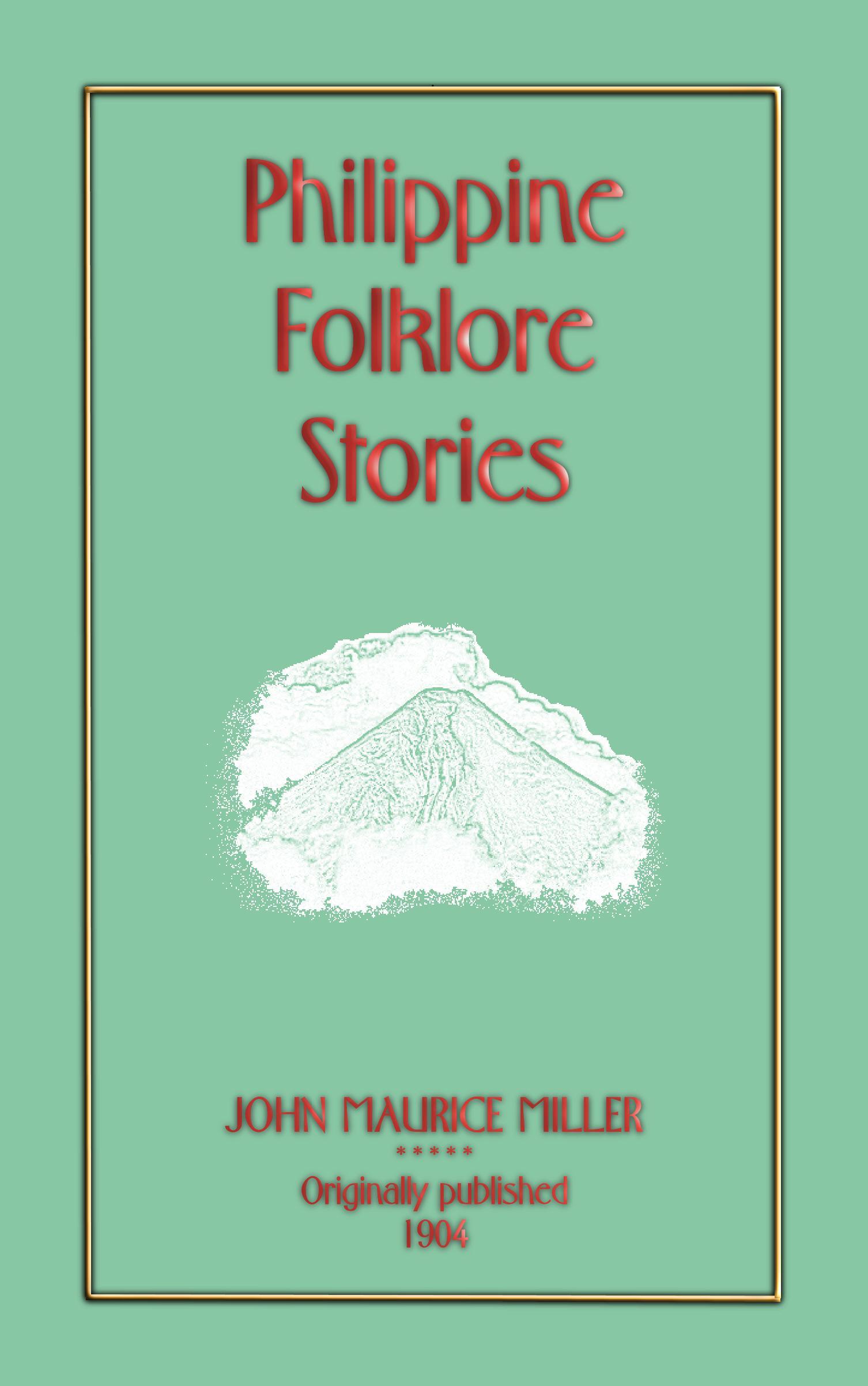 Philippine Folklore Stories EB2370003811926