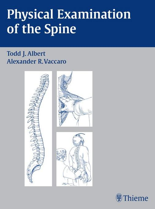 Physical Examination of the Spine EB2370004332512