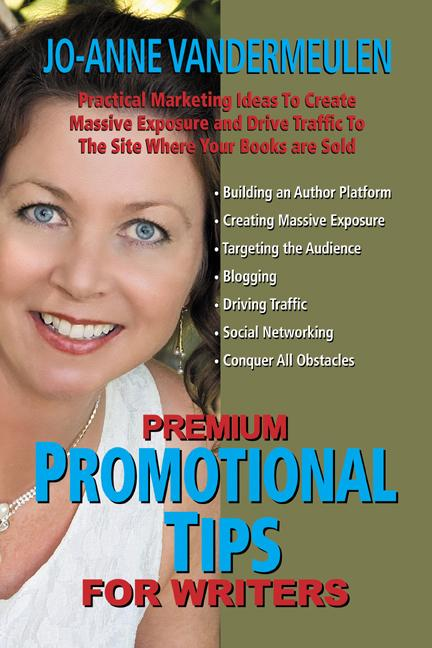 Premium Promotional Tips for Writers EB2370002579964