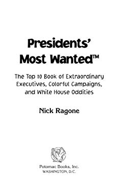 Presidents' Most Wanted? EB2370004237329