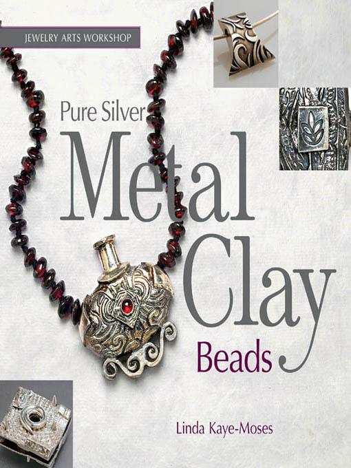 Pure Silver Metal Clay Beads EB2370003268799