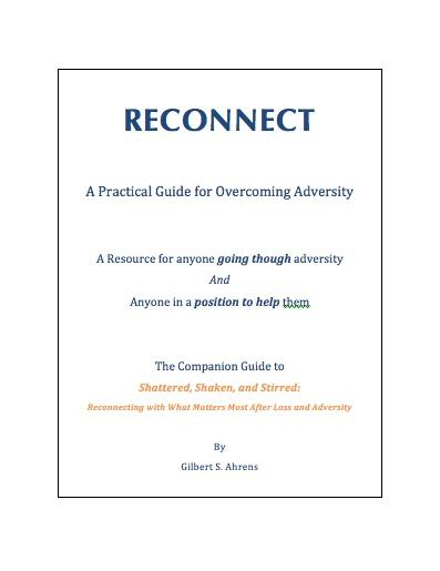 RECONNECT: A Pracitcal Guide to Overcoming Adversity EB2370002637145