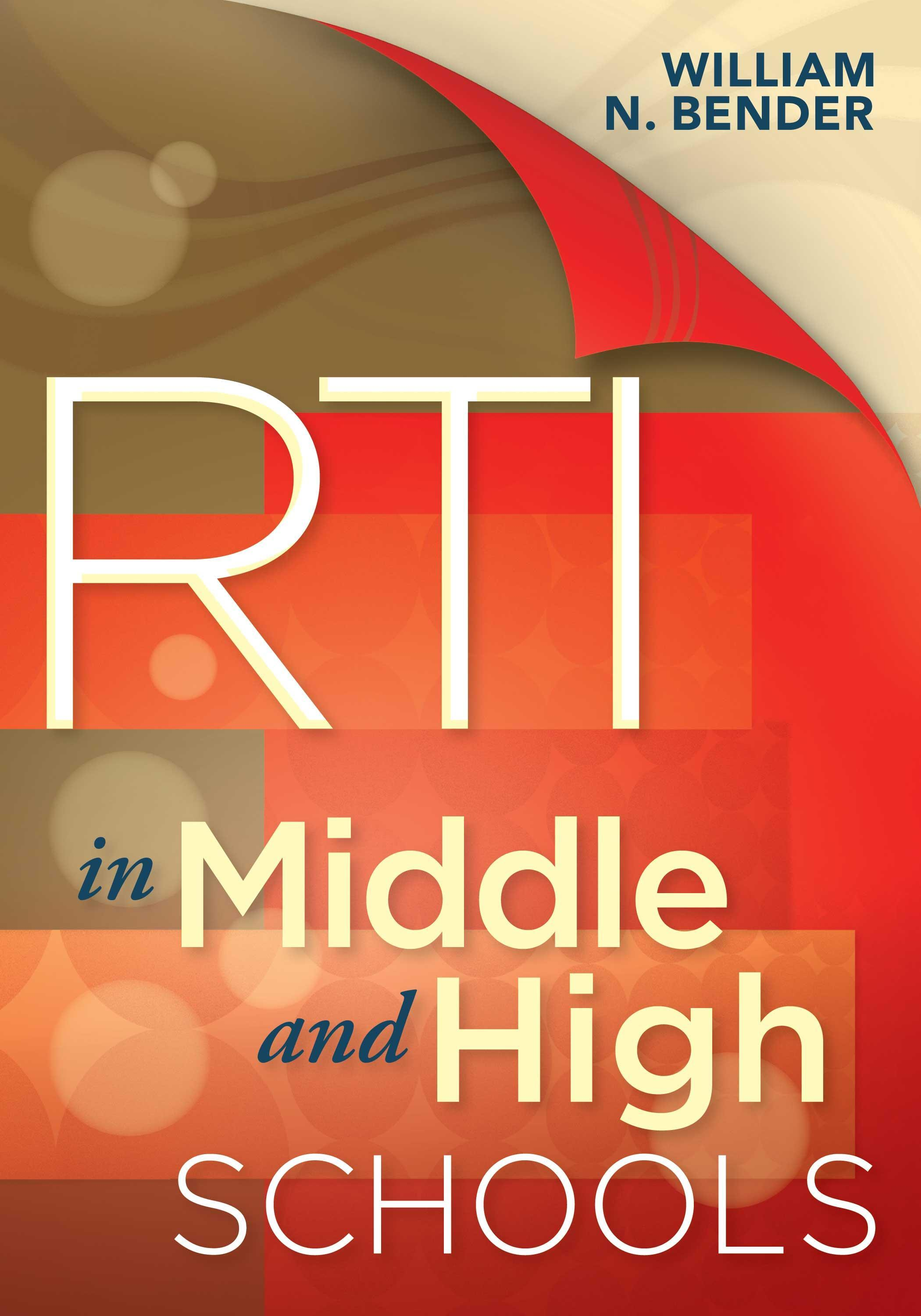RTI in Middle and High School EB2370004153629