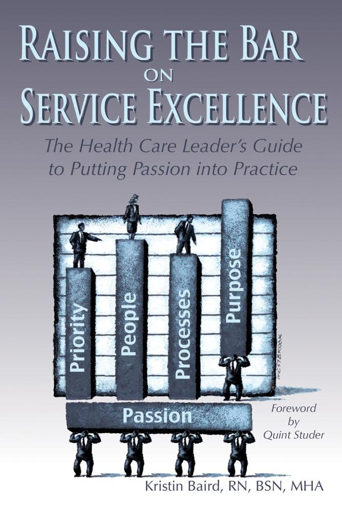Raising the Bar on Service Excellence EB2370003264272