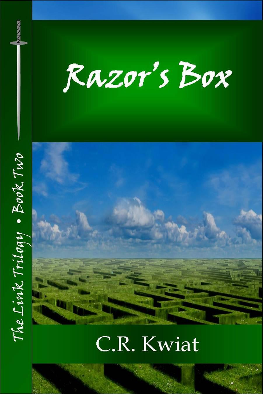 Razor's Box - Book Two of the Link Trilogy EB2370003452495