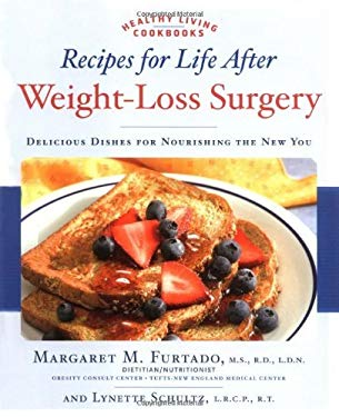 Recipes for Life After Weight-Loss Surgery EB2370003269857