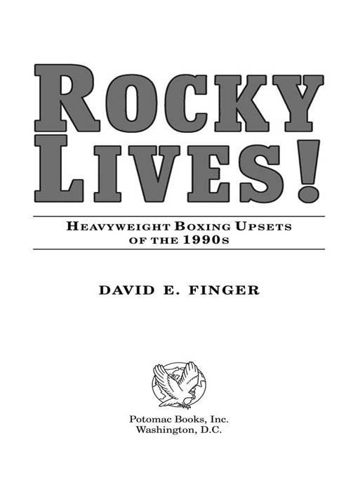 Rocky Lives! EB2370004233918