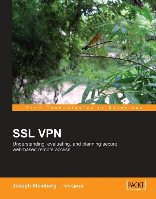 SSL VPN : Understanding, evaluating and planning secure, web-based remote access EB2370004370347