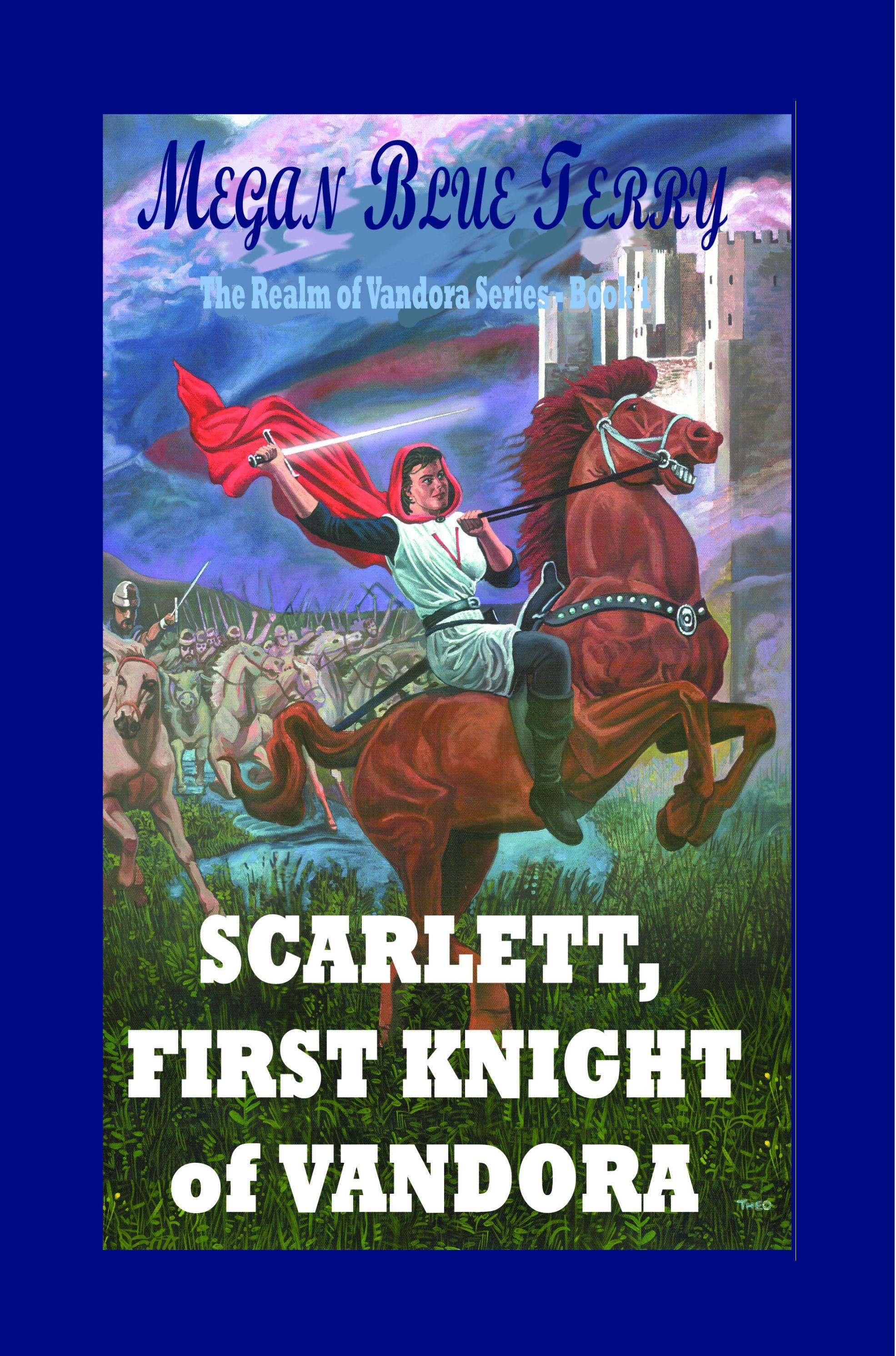 Scarlett, First Knight of Vandora EB2370002886710