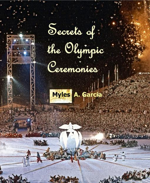 Secrets of the Olympic Ceremonies EB2370004339375