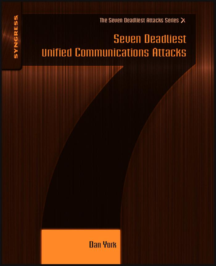 Seven Deadliest Unified Communications Attacks EB2370003017441
