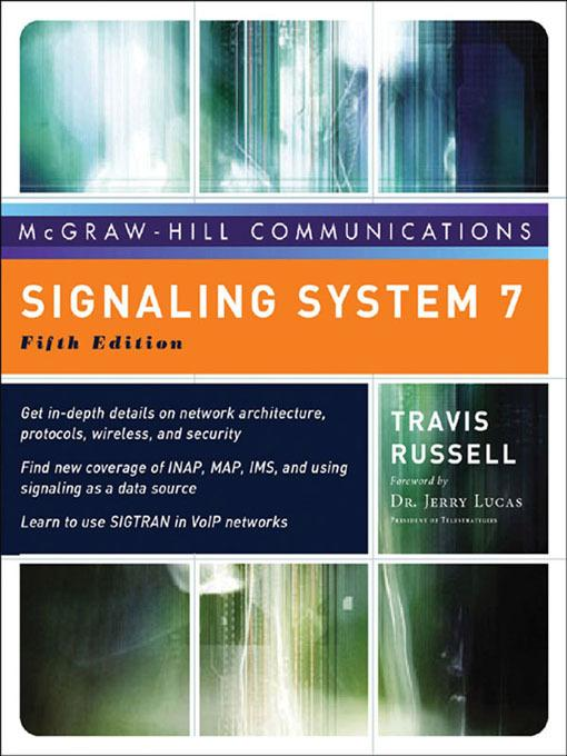 Signaling System #7, Fifth Edition EB2370004336909