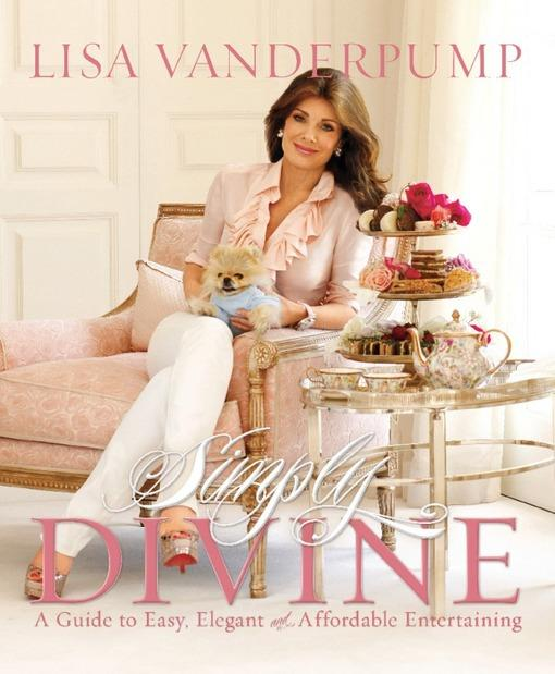 Simply Divine: A Guide to Easy, Elegant, and Affordable Entertaining EB2370004151410
