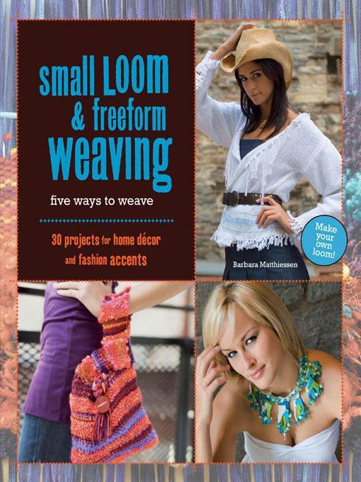 Small Loom & Freeform Weaving EB2370003273601