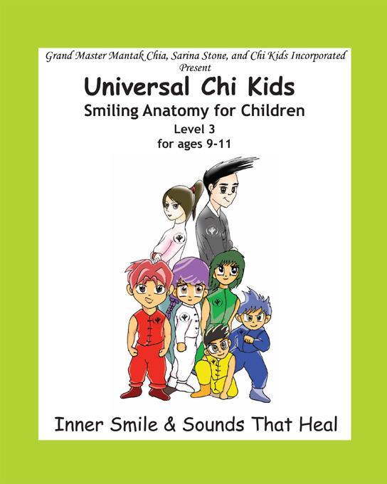 Smiling Anatomy for Children, Level 3 EB2370003268645
