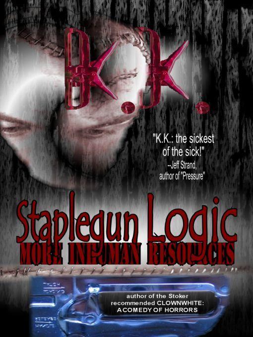 Staplegun Logic: More Inhuman Resources EB2370002754545