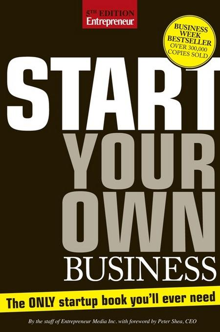 Start Your Own Business EB2370003371888