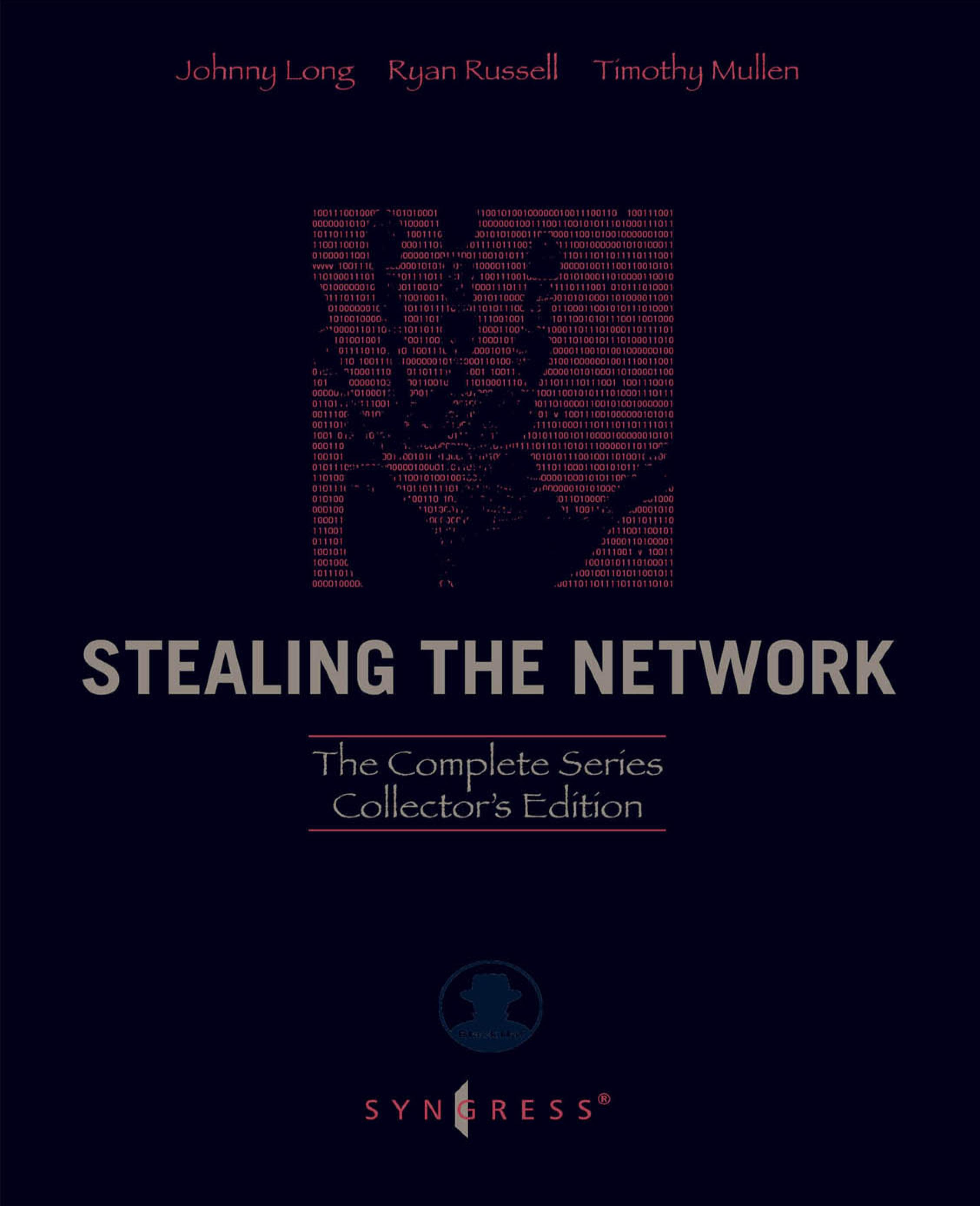 Stealing the Network: The Complete Series Collector's Edition, Final Chapter, and DVD: The Complete Series Collector's Edition, Final Chapter, and DVD EB2370003015843