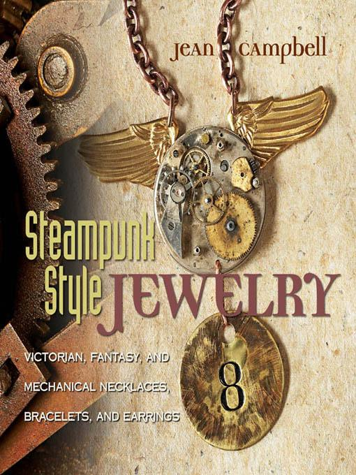 Steampunk Style Jewelry EB2370003268898