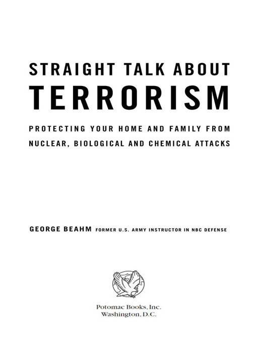 Straight Talk About Terrorism EB2370004238890