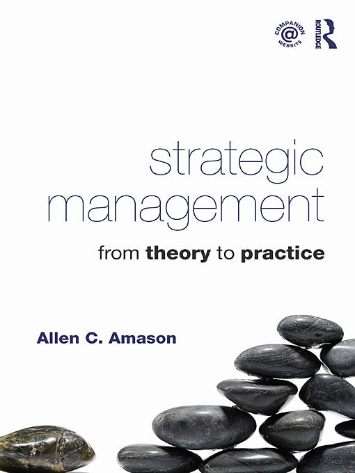 Strategic Management EB2370003284621