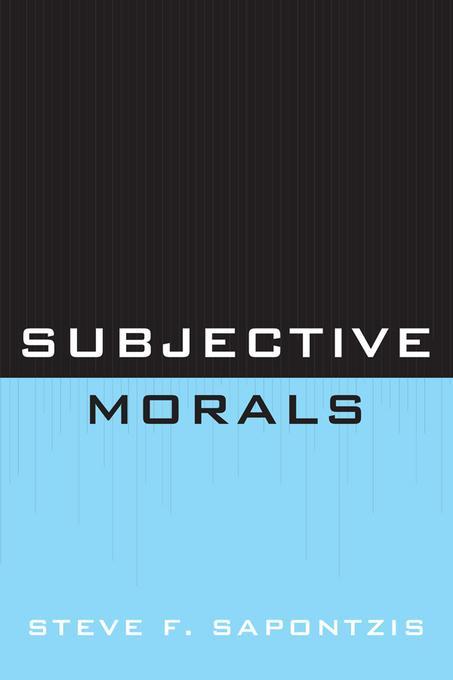 Subjective Morals EB2370004325095
