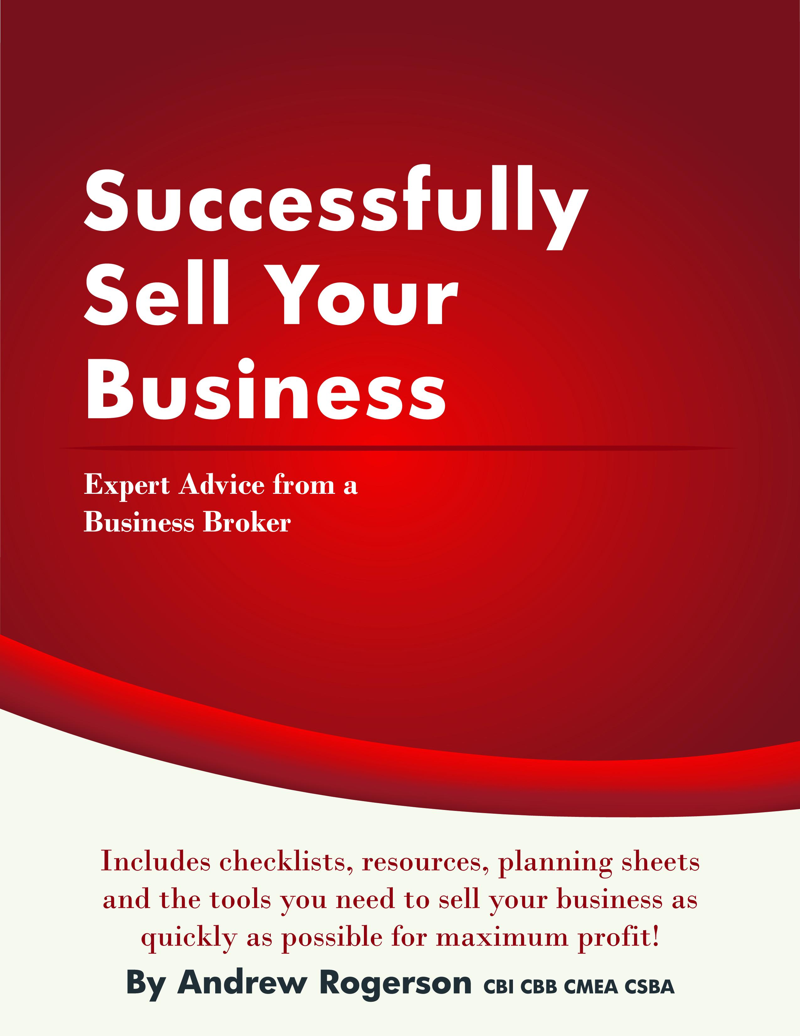 Successfully Sell Your Business EB2370003200027