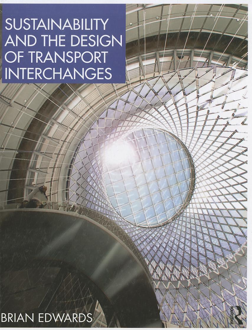 Sustainability and the Design of Transport Interchanges EB2370003291414