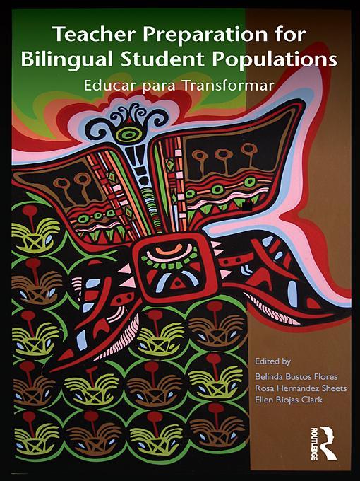 Teacher Preparation for Bilingual Student Populations EB2370003284294