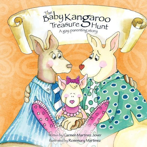 The Baby Kangaroo Treasure Hunt, a gay parenting story EB2370003396553
