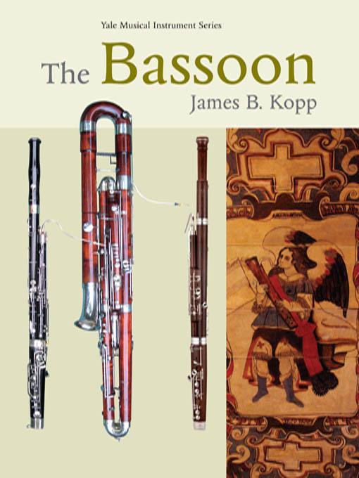 The Bassoon EB2370004457338