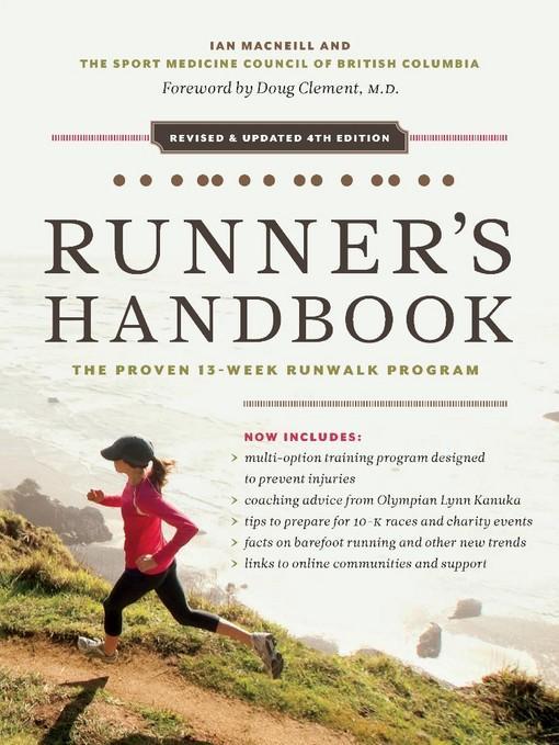 The Beginning Runner's Handbook: The Proven 13-Week RunWalk Program EB2370004327112
