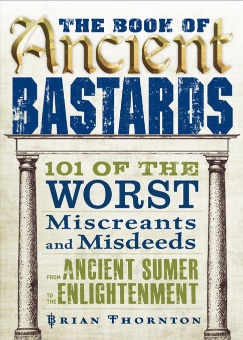 The Book of Ancient Bastards EB2370003850895