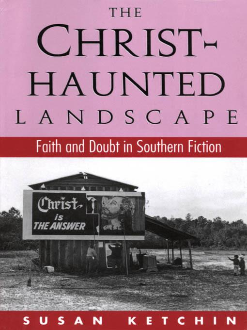 The Christ-Haunted Landscape EB2370004242163