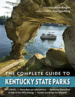 The Complete Guide to Kentucky State Parks EB2370003812886
